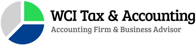 WCI Tax & Accounting Logo